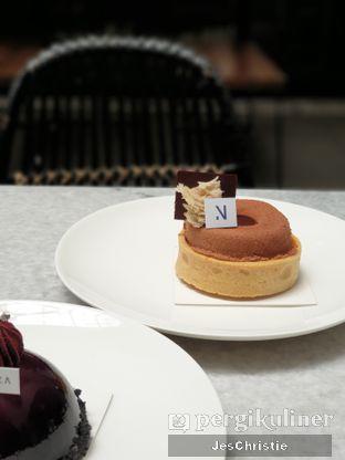 Foto 1 - Makanan(Banana Chocolate Tart) di NAMELAKA oleh JC Wen