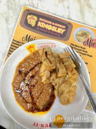 Foto Makanan di Batagor & Siomay Kingsley