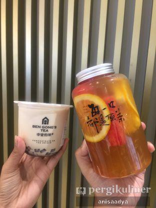 Foto review Ben Gong's Tea oleh Anisa Adya 2