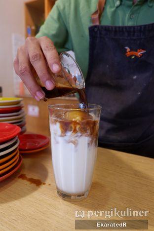 Foto 1 - Makanan di BROWNFOX Waffle & Coffee oleh Eka M. Lestari
