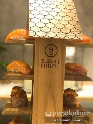 Foto review Sushi Hiro oleh Ria Tumimomor IG: @riamrt 1