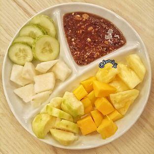 Foto 2 - Makanan(Rujak Ulek Buah) di 101+ Juice oleh felita [@duocicip]