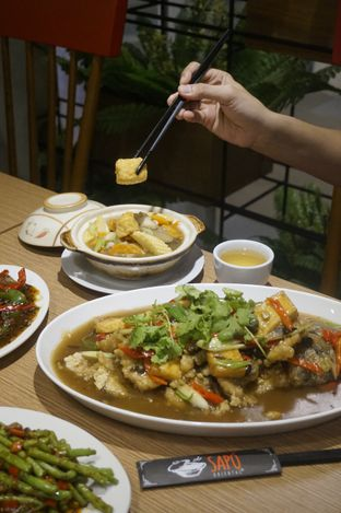 Foto 10 - Makanan di Sapo Oriental oleh yudistira ishak abrar