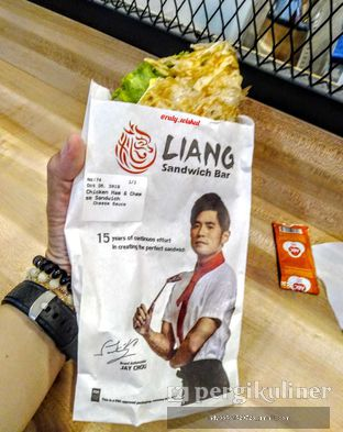 Foto 5 - Makanan di Liang Sandwich Bar oleh Ruly Wiskul