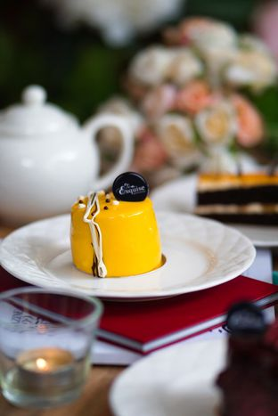 Foto 4 - Makanan di Exquise Patisserie oleh @Sibungbung