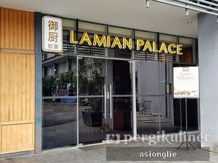 Foto 15 - Eksterior di Lamian Palace oleh Asiong Lie @makanajadah