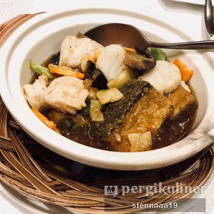 Foto 6 - Makanan(Spinach beancurd) di Pearl - Hotel JW Marriott oleh Sienna Paramitha