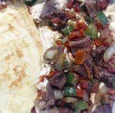 Foto Mugalgal Kambing + Roti Humus (take Away) di Restaurant Ayla & Shisa Cafe