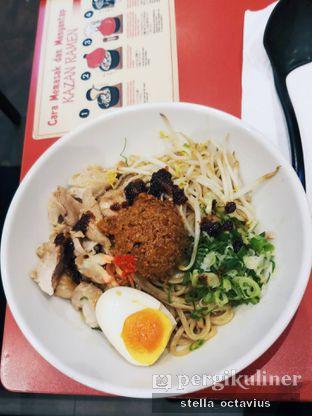 Foto 5 - Makanan( Spicy Japanese Dry Noodles) di Kazan Ramen oleh Stella @stellaoctavius