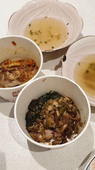 Foto 1 - Makanan di Daging Asap Sambal oleh ig: @andriselly