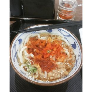 Foto 1 - Makanan di Marugame Udon oleh Satesameliano 'akugadisgembul'
