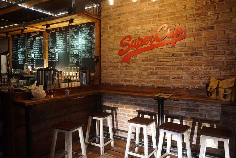 Tempat Nongkrong Enak 24 Jam di Jakarta - Supercup Coffee Shop