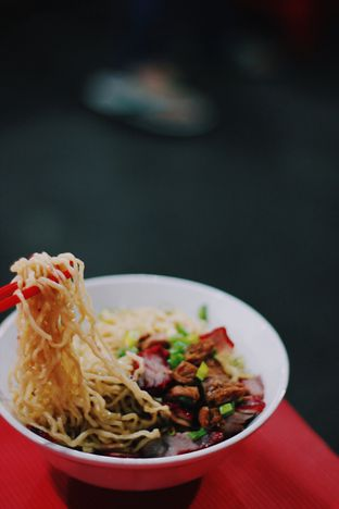 Foto 1 - Makanan di Bakmi dan Bubur Ajung oleh Erika Karmelia