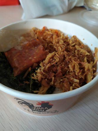 Foto Makanan di Ayam Suwir Wara Wiri