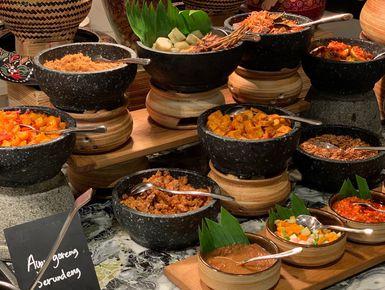 Sugar Spice Hotel Intercontinental Jakarta Pondok Indah Pondok Indah Lengkap Menu Terbaru Jam Buka No Telepon Alamat Dengan Peta