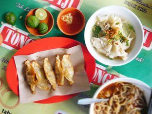 Foto 2 - Makanan(Kuotie & Suikiaw) di Mie Kangkung Jimmy oleh Angelina wj