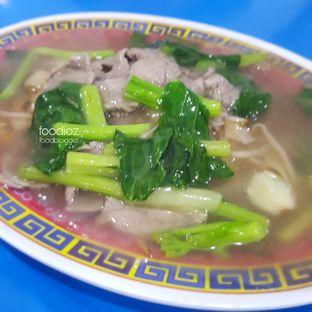 Foto 1 - Makanan di Kuetiau Sapi A-Chai oleh IG: FOODIOZ