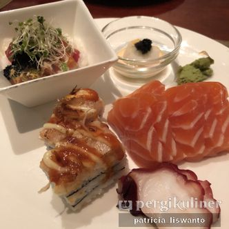 Foto Makanan di The Cafe - Hotel Mulia