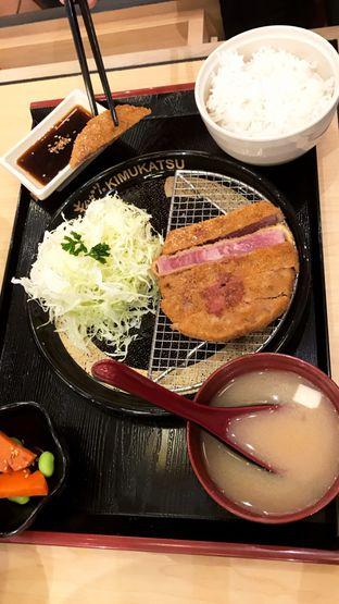 Foto 2 - Makanan(Gyukatsu) di Kimukatsu oleh Riris Hilda
