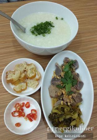 Foto 2 - Makanan(Bubur Polos Ati Ampla) di Bubur Wan oleh Inge Inge