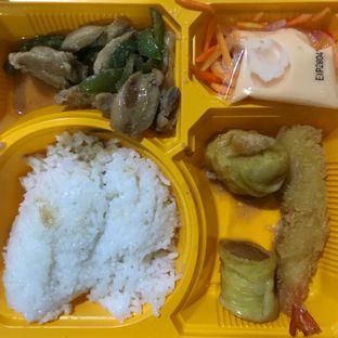 Foto 2 - Makanan di HokBen (Hoka Hoka Bento) Delivery oleh Della Ayu