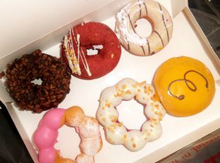 Foto review Mister Donut oleh Astri Mira Fania 1