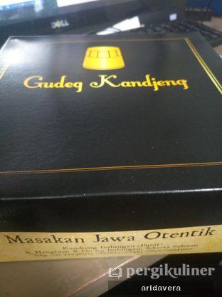 Foto 3 - Makanan di Gudeg Kandjeng oleh Vera Arida