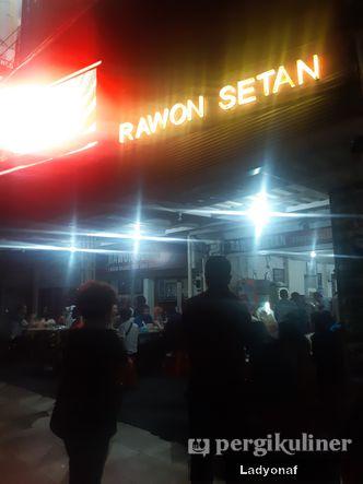 Foto Eksterior di Rawon Setan