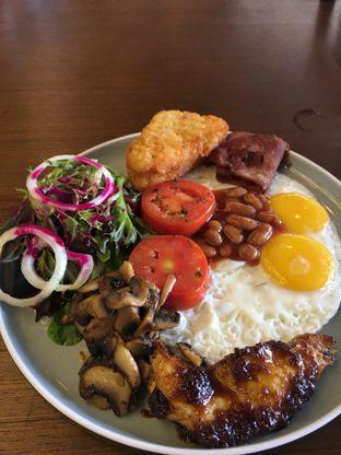 Foto 3 - Makanan(Canabeans Big Breakfast) di Canabeans oleh TheGendats
