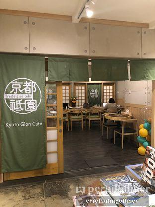 Foto 14 - Interior di Kyoto Gion Cafe oleh feedthecat
