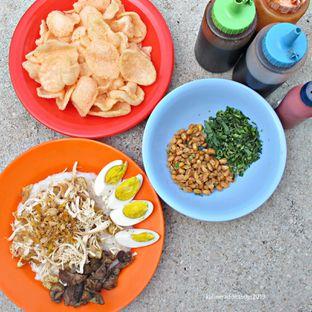 Foto 2 - Makanan di Bubur Ayam Mang H. Oyo oleh Kuliner Addict Bandung