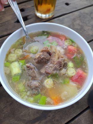 Foto 4 - Makanan(Nasi sop buntut) di Cafe D'Pakar oleh @eatlikepanda