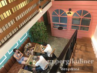 Foto 6 - Interior di Wake Cup Coffee & Eatery - Grand Sovia Hotel Bandung oleh Desy Mustika