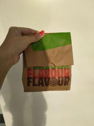 Foto 1 - Makanan di Burger King oleh @Itsjusterr