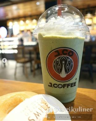 Foto 2 - Makanan(Green Tea) di J.CO Donuts & Coffee oleh Makan Harus Enak @makanharusenak