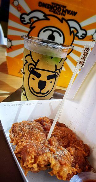 Foto 1 - Makanan(Paha Juicy) di Fried Chicken Master oleh Avien Aryanti