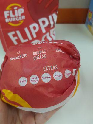 Foto review Flip Burger oleh Yuli || IG: @franzeskayuli 2