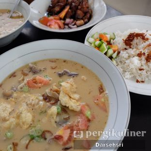 Foto review Hidangan Khas Jakarta Pak H. Guntur Kumis oleh Darsehsri Handayani 2