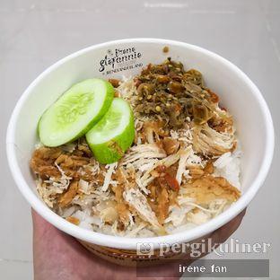 Foto 1 - Makanan(Paket Geprek Matah) di Ayam Keprabon Express oleh Irene Stefannie @_irenefanderland
