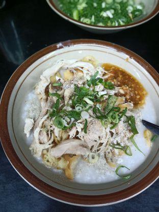 Foto review Bubur Ayam Bejo Special Kosambi oleh Kuliner Addict Bandung 1