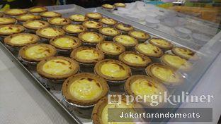 Foto review Hokkaido Baked Cheese Tart oleh Jakartarandomeats 5