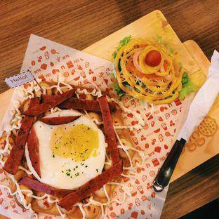 Foto 3 - Makanan di Eggo Waffle oleh Felysia Agustin