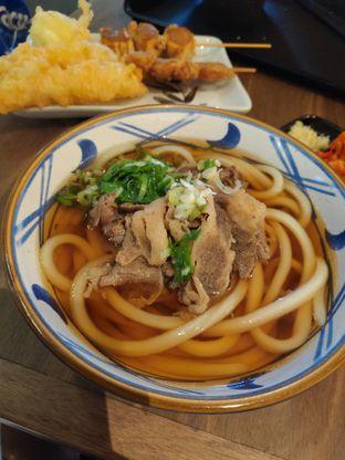 Foto 1 - Makanan(Niku udon) di Marugame Udon oleh Gabriel Yudha   IG:gabrielyudha