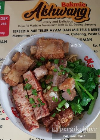 Foto Makanan di Bakmie Akhwang