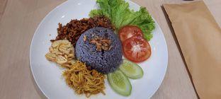 Foto 1 - Makanan(Nasi Uduk Talang) di Cafe Phyto Organic oleh Marina Fransiska Agustin