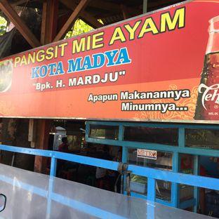 Foto review Pangsit Mie Ayam Kotamadya oleh Wahyu Amalina 3