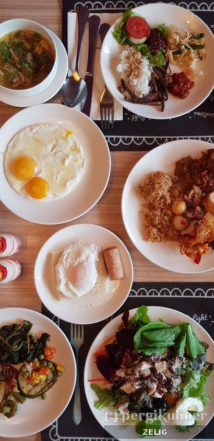 Foto 2 - Makanan di Mint & Pepper - Mercure Serpong Alam Sutera oleh @teddyzelig