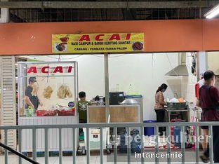Foto review Acai Nasi Campur & Bakmi Keriting Siantar oleh bataLKurus  2