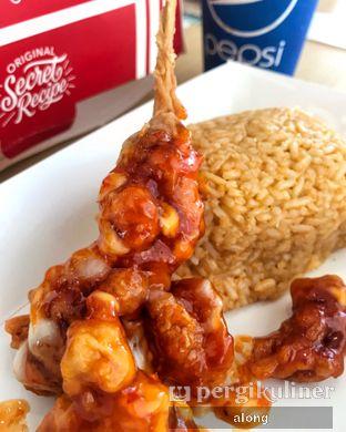 Foto review KFC oleh #alongnyampah  1