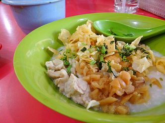 Foto Makanan di Bubur Ayam Jakarta